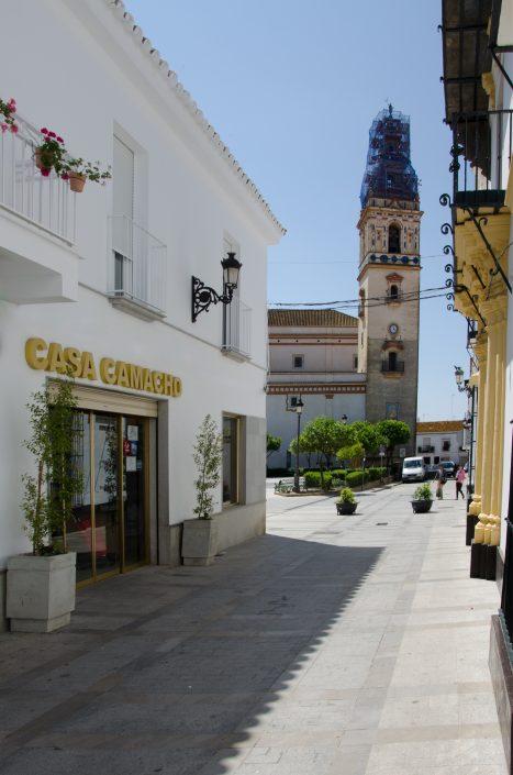 Calle Almirante Hernández Pinzón